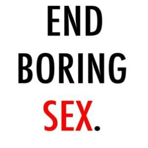End Boring Sex Image for titular Blog 2.11.2014