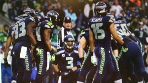 Wilson Seattle Seahawks Super Bowl XLVIII Winners2.2014