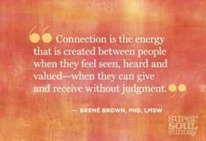 Source: Dr. Brené Brown OWN Network Image