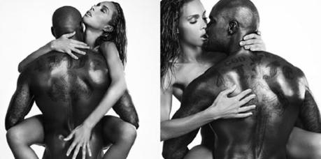 Source: Ines Rau and Tyson Beckford for OOB Magazine